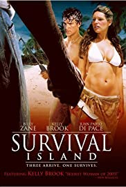 Survival Island (2005) Poster - Movie Forum, Cast, Reviews