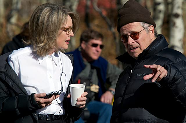 Diane Keaton and Lawrence Kasdan in Darling Companion (2012)