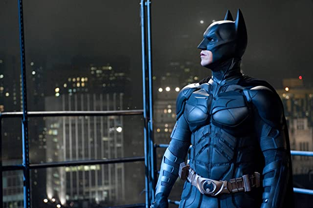 Christian Bale in The Dark Knight Rises (2012)