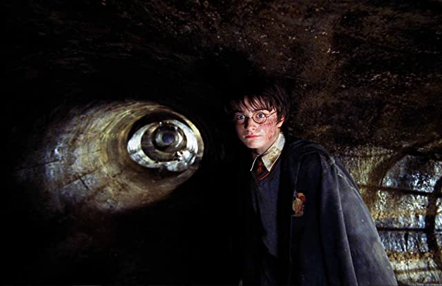Daniel Radcliffe in Harry Potter and the Chamber of Secrets (2002)