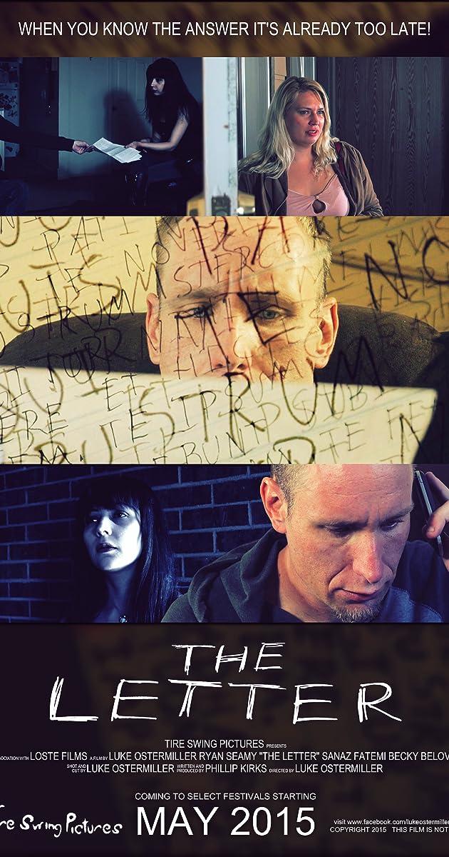 The Letter 2015 IMDb