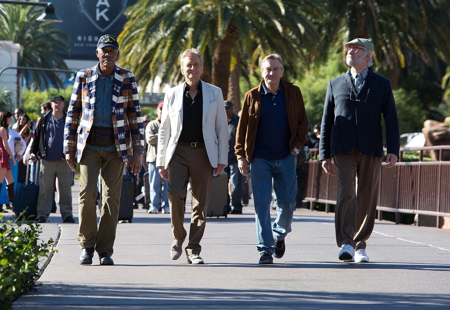 Ultimo viaje a las Vegas (Last Vegas)