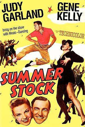 Summer Stock poster