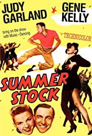 Summer Stock (1950) Poster - Movie Forum, Cast, Reviews