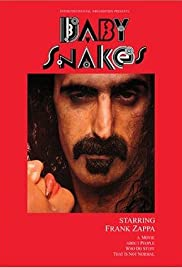Baby Snakes (1979) Poster - Movie Forum, Cast, Reviews