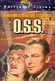 O.S.S. Poster