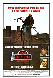 Across 110th Street (1972) Poster - Movie Forum, Cast, Reviews