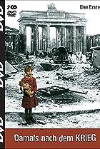 Image of Damals nach dem Krieg