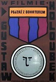 Pejzaz z bohaterem Poster