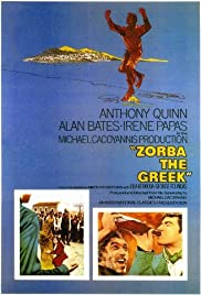 Zorba the Greek (1964) Poster - Movie Forum, Cast, Reviews