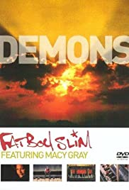 Fatboy Slim and Macy Gray: Demons Poster
