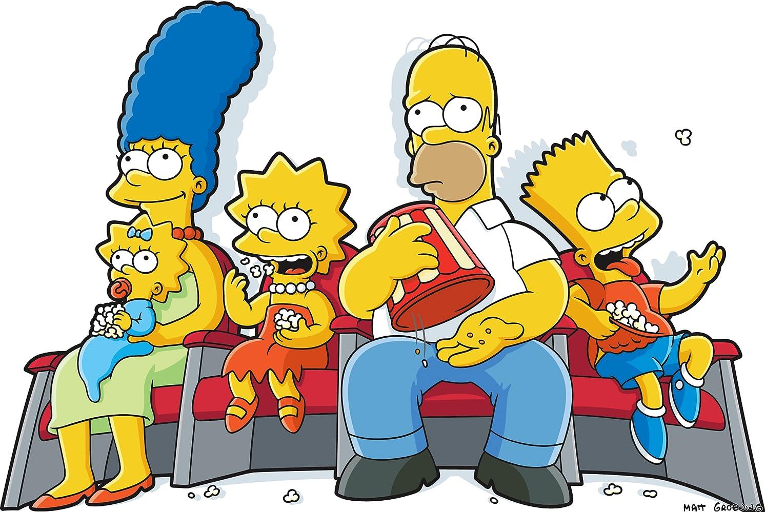 Gia đình Simpsons (The Simpsons Movies)