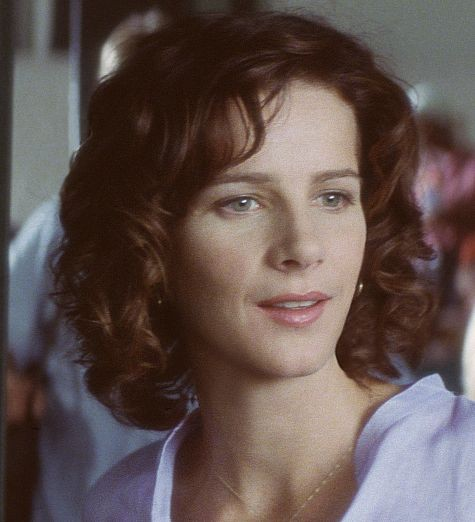 Rachel Griffiths in The Rookie (2002)