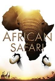 African Safari Poster