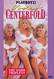 Playboy Video Centerfold: The Dahm Triplets Poster
