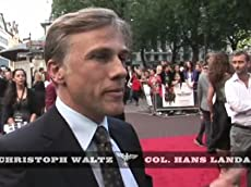 Inglourious Basterds: UK Red Carpet Premiere