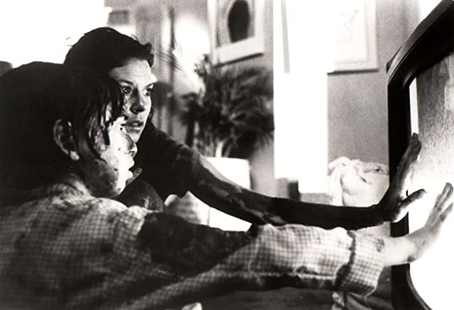 JoBeth Williams and Oliver Robins in Poltergeist (1982)