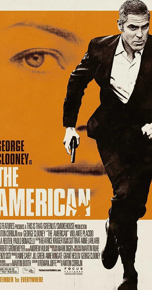 The American 2010 BRRip
