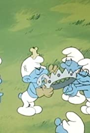 The Master Smurf/Tailor's Magic Needle Poster