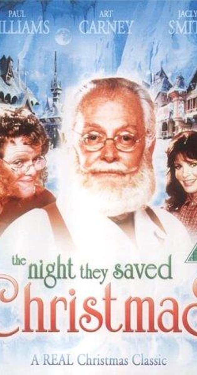 the night they saved christmas soundtrack songs