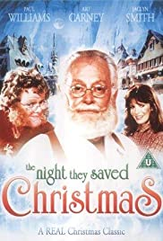 The Night They Saved Christmas (1984) Poster - Movie Forum, Cast, Reviews