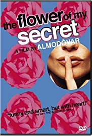 The Flower of My Secret (1995) Poster - Movie Forum, Cast, Reviews
