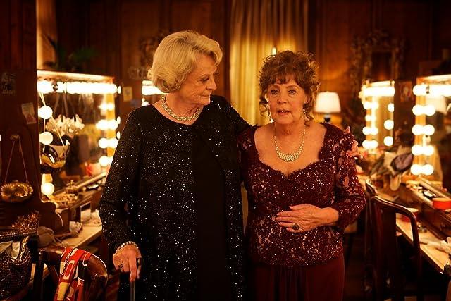 Maggie Smith and Pauline Collins in Quartet (2012)
