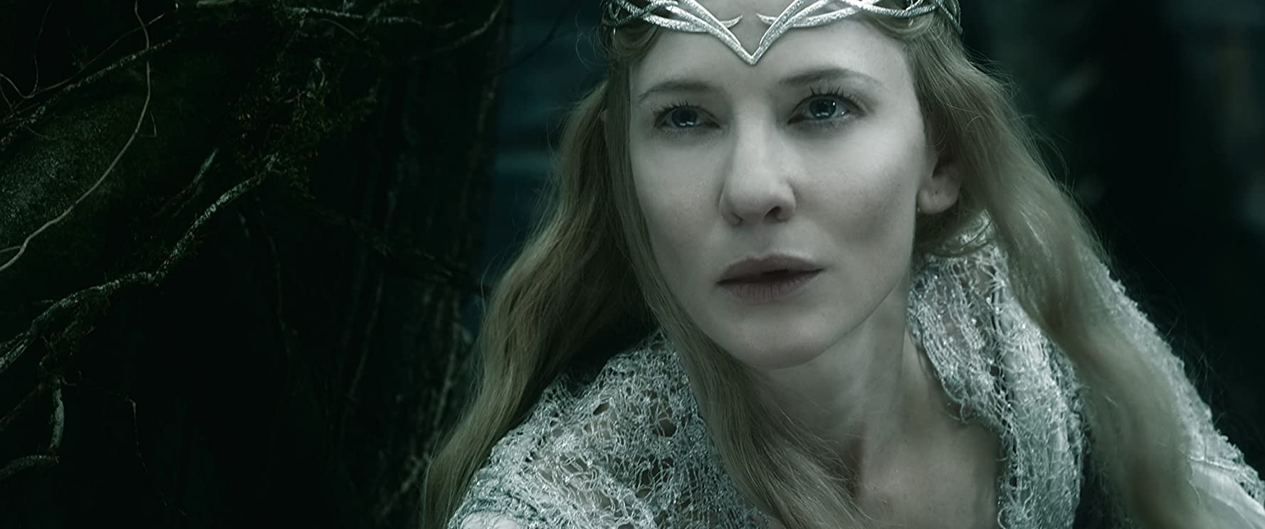 Cate Blanchett in The Hobbit: The Battle of the Five Armies (2014)