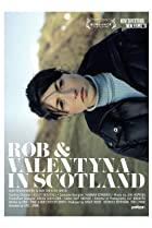 Image of Rob and Valentyna in Scotland
