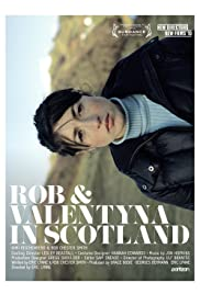 Rob and Valentyna in Scotland Poster