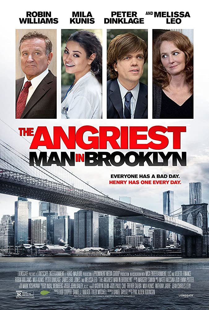 The Angriest Man in Brooklyn