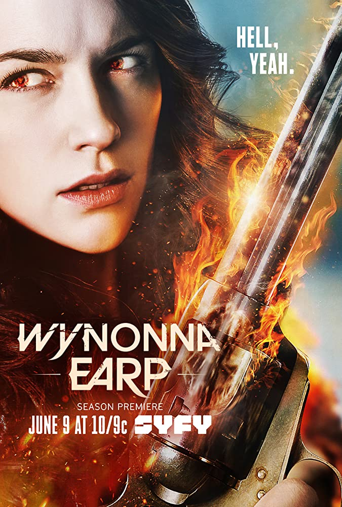 Wynonna Earp S02E01 – Steel Bars and Stone Walls