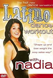 Latino Dance Workout with Nadia Poster