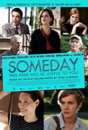 Someday This Pain Will Be Useful to You (2011) Poster - Movie Forum, Cast, Reviews