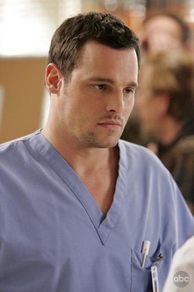 Justin Chambers in Grey's Anatomy (2005)