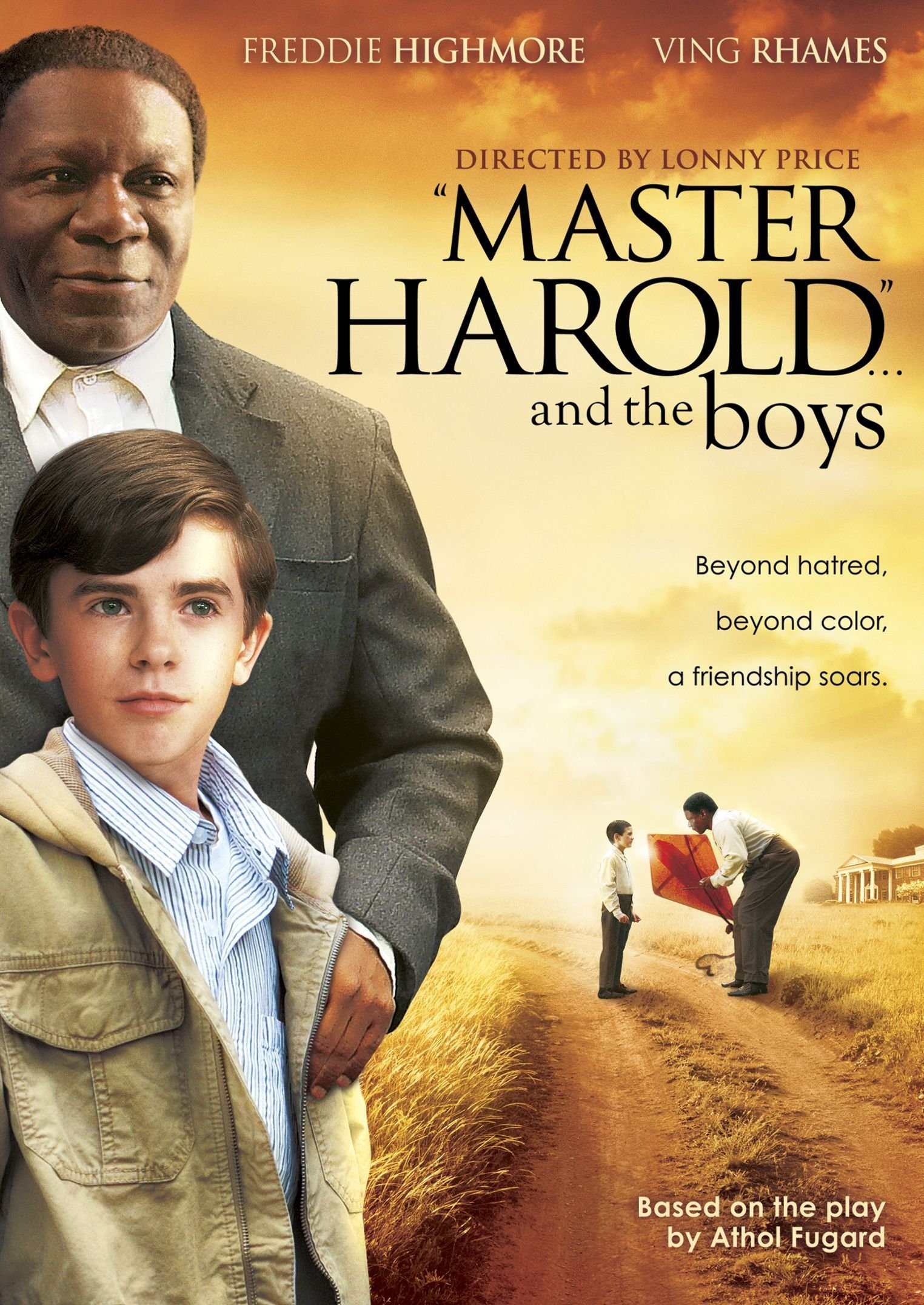 an analysis of the discussions between sam and hally in master haroldand the boys by athol fugard Master harold and the boys play master harold and the boys, a play written by famous playwright althol fugard, shares the story of a seventeen year old white boy, hally, who spends time with two african- american servants, sam and willie while the majority of the play is a conversation between the three inside a tea room, fugard does a.