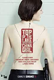 Top of the Lake: China Girl poster
