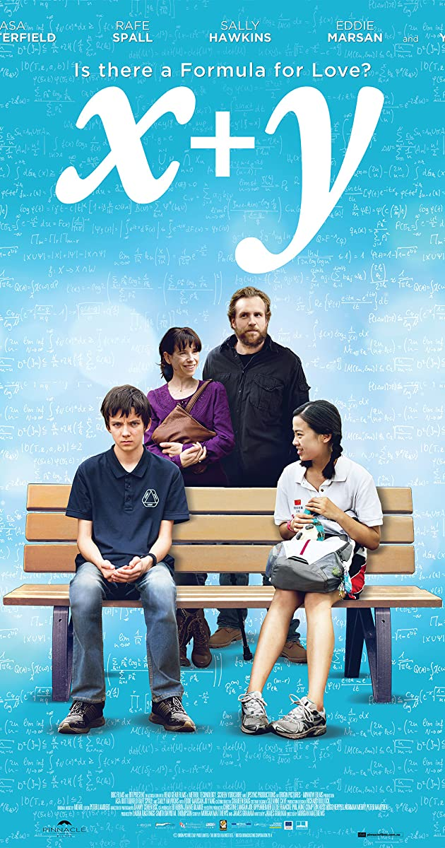 X+Y / A BRILLIANT YOUNG MIND (2014) LEKTOR PL