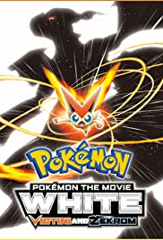 Pokemon the Movie: White - Victini and Zekrom Poster