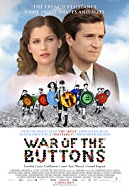 La nouvelle guerre des boutons Poster