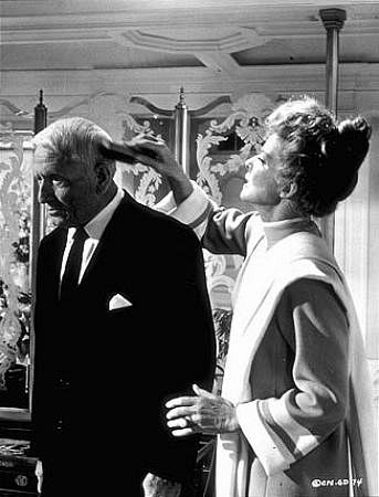 5954-2 Katharine Hepburn and Spencer Tracy in