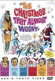 Il Natale che quasi non fu Poster