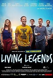 Living Legends Poster