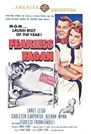 Fearless Fagan (1952) Poster - Movie Forum, Cast, Reviews