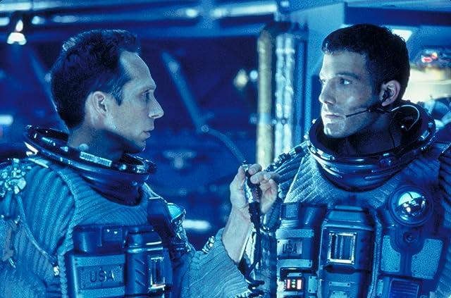 Ben Affleck and William Fichtner in Armageddon (1998)