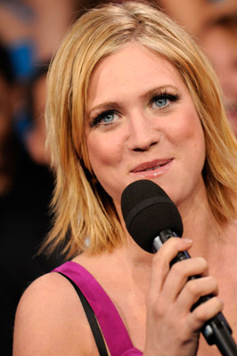 Brittany Snow at Total Request Live (1999)