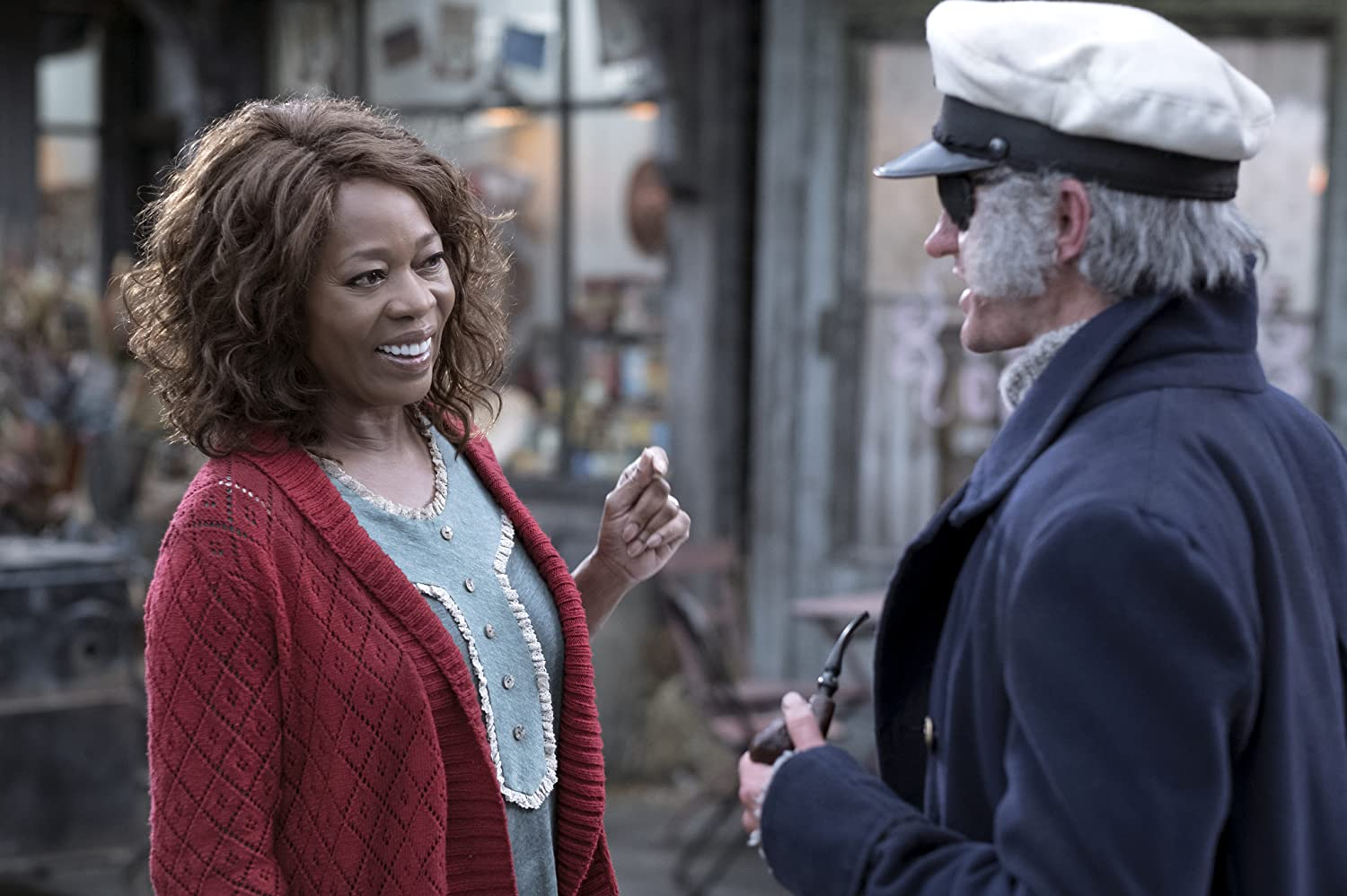 Alfre Woodard as Aunt Josephine A Series of Unfortunate Events