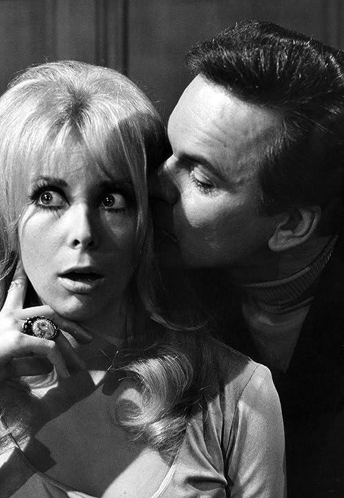 Bob Crane and Angelique Pettyjohn