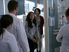 Nayah Damasen as Kimmie in ABC's Grey's Anatomy S14 Ep12