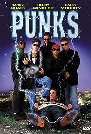 P.U.N.K.S. Poster
